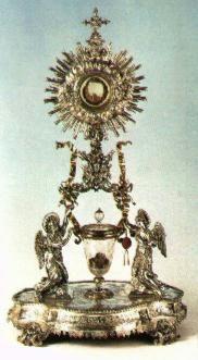 Eucharistic Miracle of Lanciano