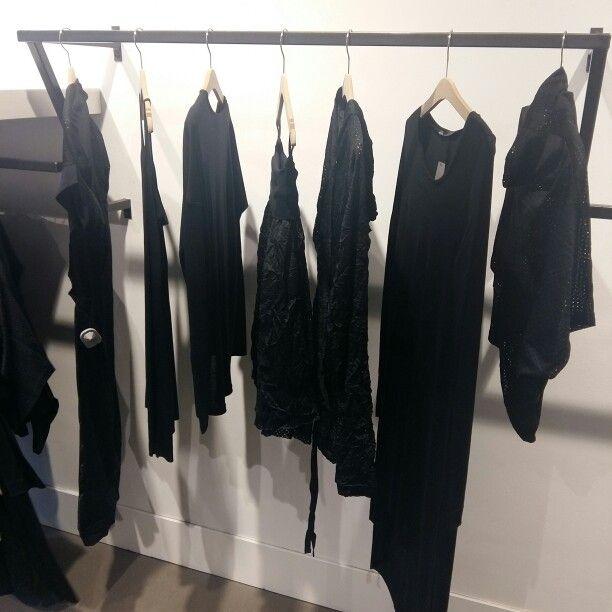 Black collection #pieces #black