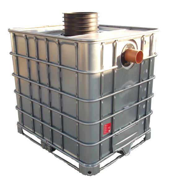 Single chamber septic tanks