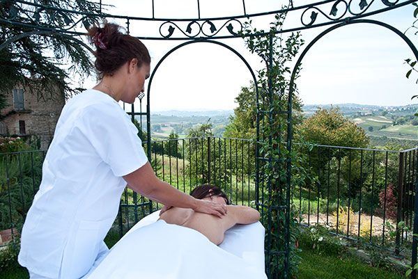 Centro Benessere | Villa Fontana Relais Suite & Spa