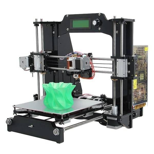 Geeetech® Prusa I3 X 3D Printer DIY Kit Full Acrylic Frame