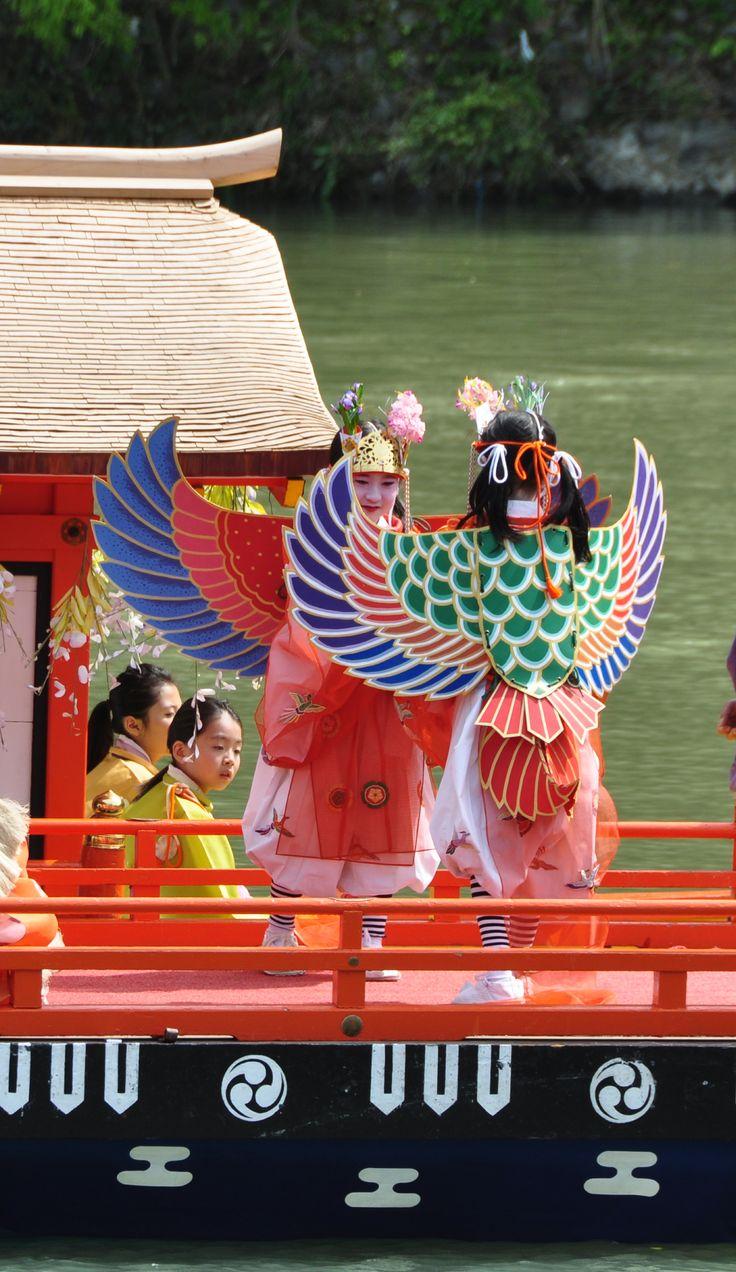 祭り 嵐山