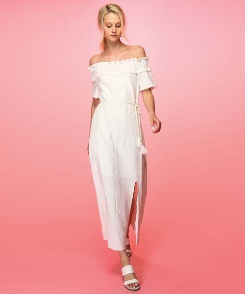 a9bde1d2dd 15 Belted Maxi Dresses We re Stocking Up On for Summer
