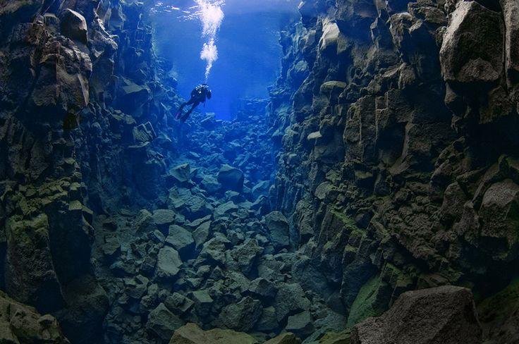 SilfraIceland, Buckets Lists, Thingvellir National, Continents Meeting, Scubas Diving, National Parks, Travel, Places, Wild Wonder