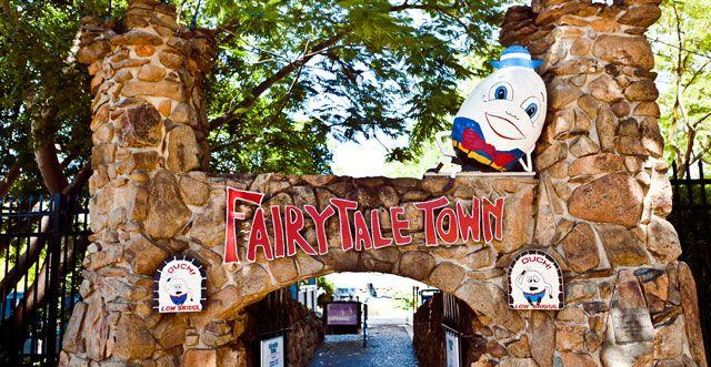 Fairytale Town in Sacramento, CA