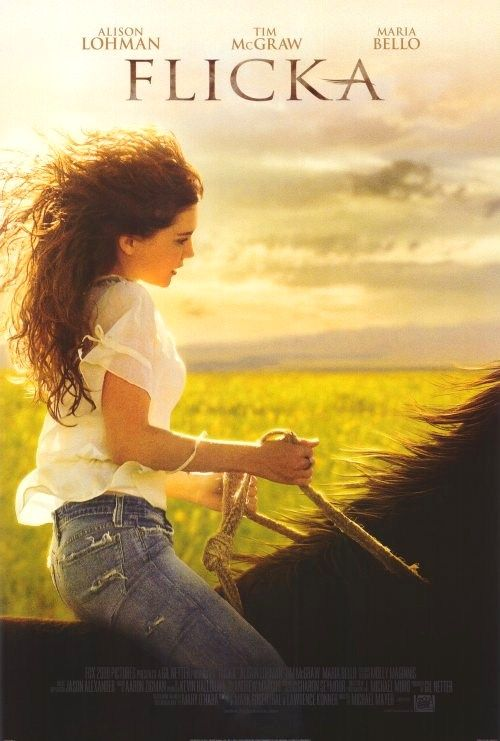 Flicka one of the best movies ever! I already have the DVD, but what I really want is the movies soundtrack!