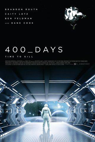 400 Days [HD] [Sub-ITA] (2015) FANTASCIENZA – DURATA 90′ – USA Quattro astronauti sono scelti per simulare una missione su un lontano pianeta per testare gli effetti psicologici dei viaggi nello spazio profondo. Lontani da casa per 400 giorni, vedranno il loro stato mentale deteriorarsi quando perderanno ogni contatto con il mondo esterno. Costretto a uscire dalla loro navicella…