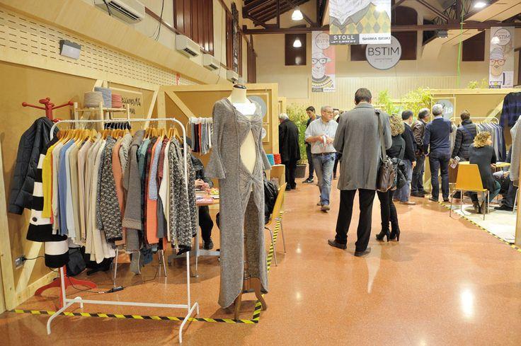 Nuevo post en Eslavia: Próximas ferias de moda en España. BSTIM Feria europea del punto