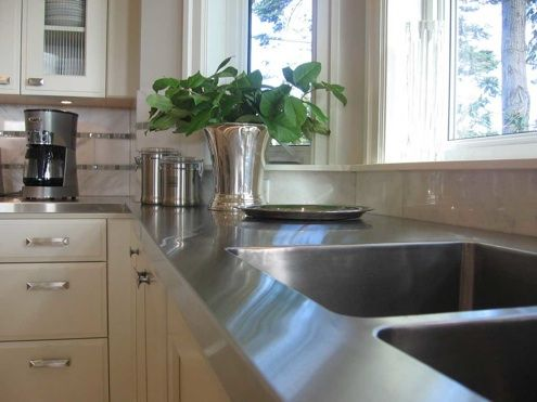 17 best ideas about stainless steel cleaner on pinterest for How to clean kitchen countertops