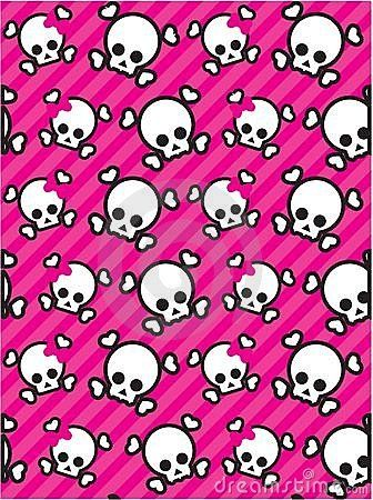 27 best skull wallpapers images on pinterest skull wallpaper skull background illustration to use for example as a fashion pattern design voltagebd Image collections