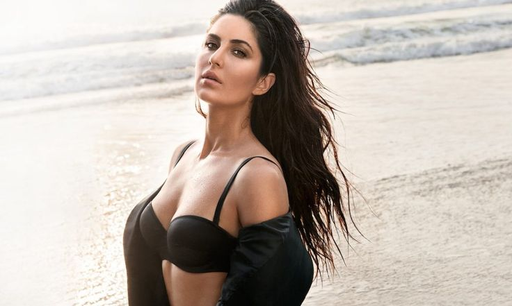 Katrina Kaif removes all clothes for a towel series   Check inside