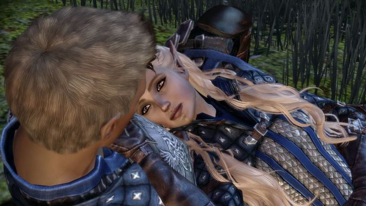 Dragon Age: Alistair Romance - Love, Love, Love