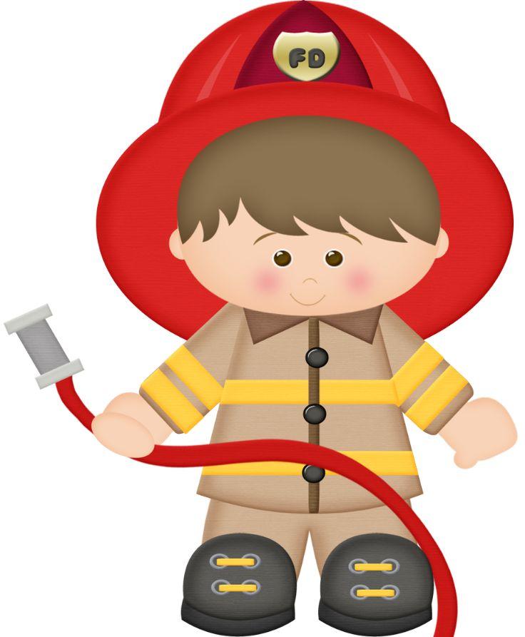 clipart fireman - photo #45