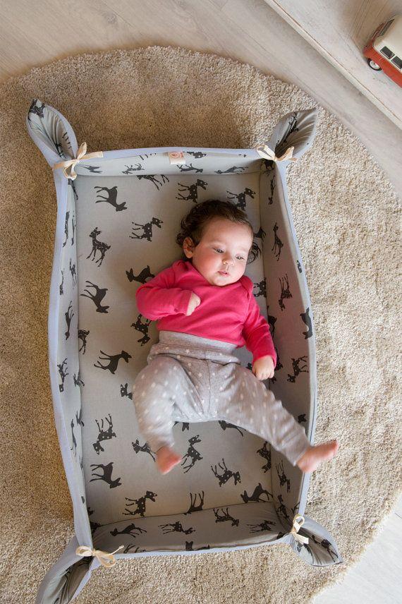 Baby Krabbeldecke Play Mat Baby Play Mat Reisen Play von bubabella