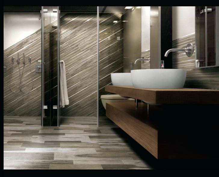 Wood Bathroom Tiles Wood Tiles For Walls 9 Best Bathroom Tile Images On Wooden Tile Bathroom Modern Bathroom Tile Modern Bathroom Natural Stone Bathroom Floor