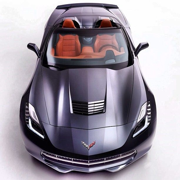 2014 Corvette Stingray Convertible, this will be mine in the near future!