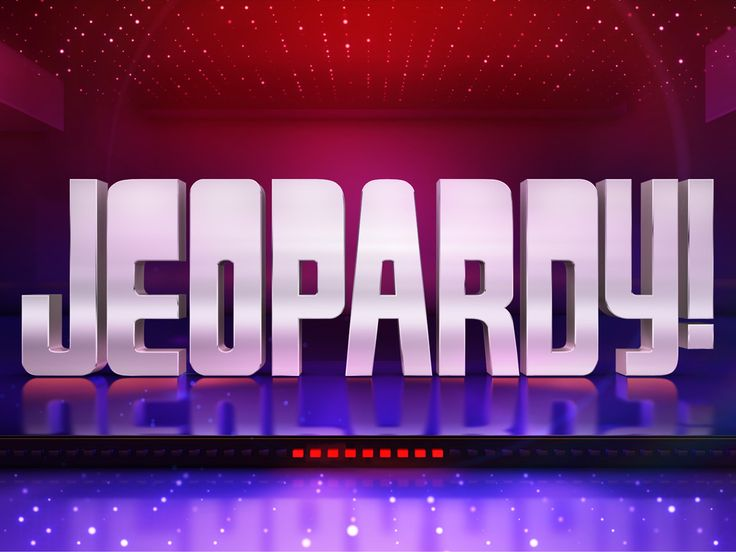 This is the best Jeopardy powerpoint on the internet.  Fully editable Jeopardy Powerpoint Template game with daily doubles, final Jeopardy, theme music, and sound effects. Great for schools, ministries, etc.