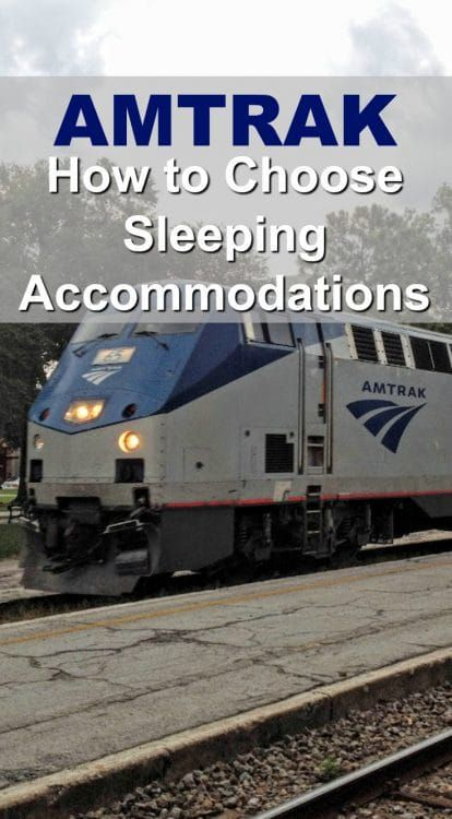 All About Amtrak Sleeping Accommodations On Overnight Trains Travel Usatravel Tipsvacation