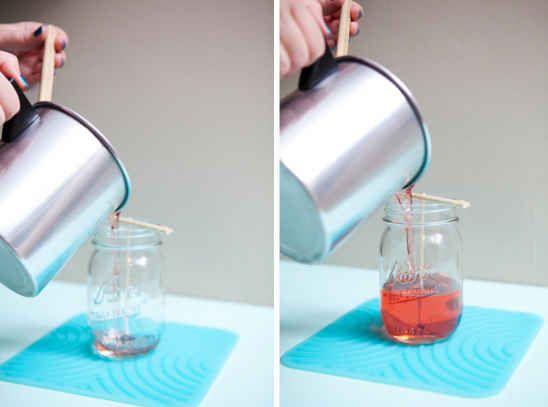 Velas | 10 maneiras verdadeiramente excelentes de usar potes de vidro