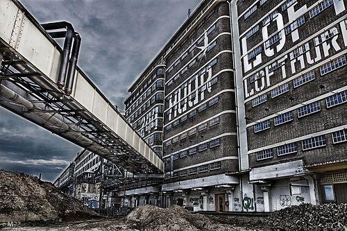 Urban Spaces/Architecture Strijp S, Eindhoven