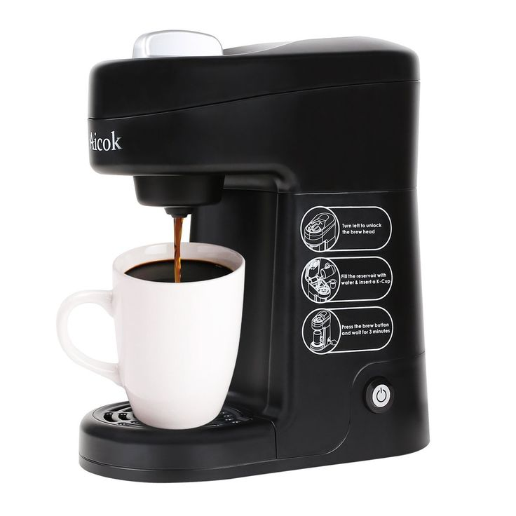 the 8 best single serve coffee makers for solo