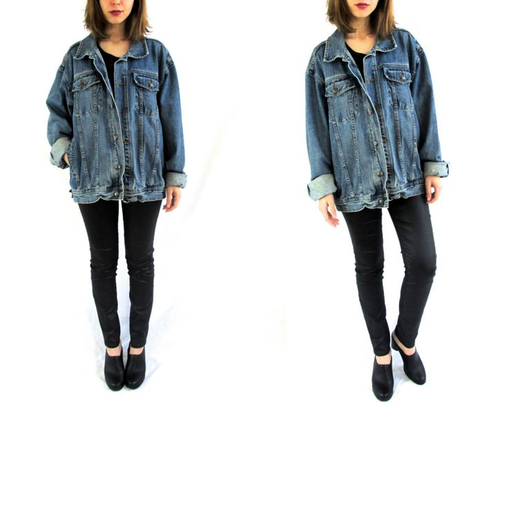 39 best Vintage Denim Jackets images on Pinterest | Denim jackets ...