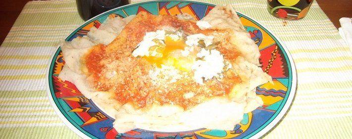 Ricette Sardegna, Su Pani Frattau a base di pane carasau