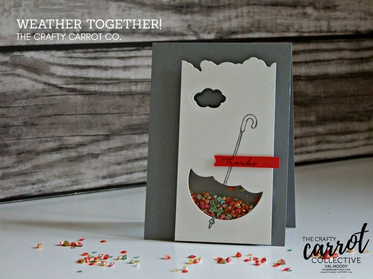 Stampin' Up! UK - Weather Together - Crafty Carrot Co - Val Moody 3