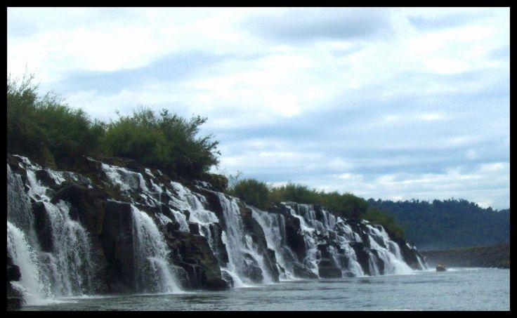 Saltos del Moconá - Misiones