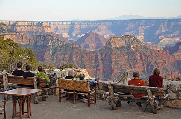 Grand Canyon Lodge North Rim, Grand Canyon National Park, Arizona - SmarterTravel.com