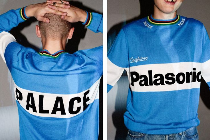 Palace's 2016 Spring/Summer Lookbook Is Here