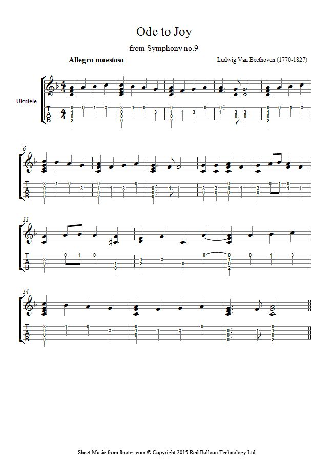 77 Best Ukulele Tabs Images On Pinterest Music Guitar Lessons And