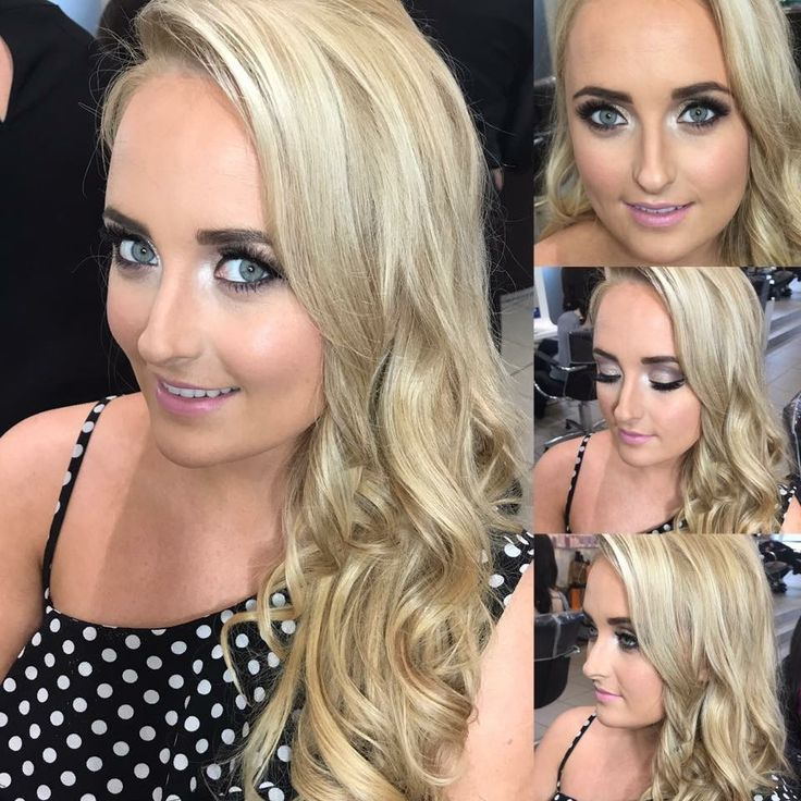 Hair by our gorgeous Emma Makeup by the ever amazing Ruth