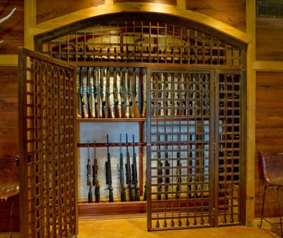 17 best ideas about gun safe room on pinterest hidden for Walk in gun room plans