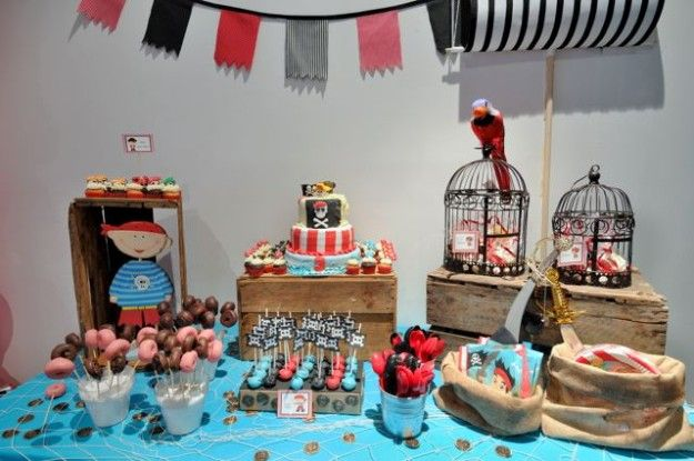 Fiestas Infantiles Mesas Sweet And Blog