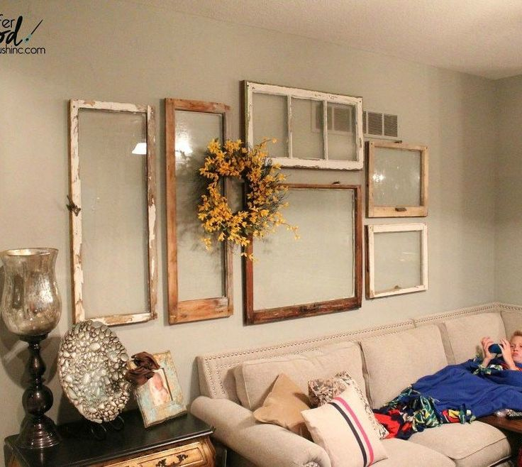 best 25+ window wall decor ideas on pinterest