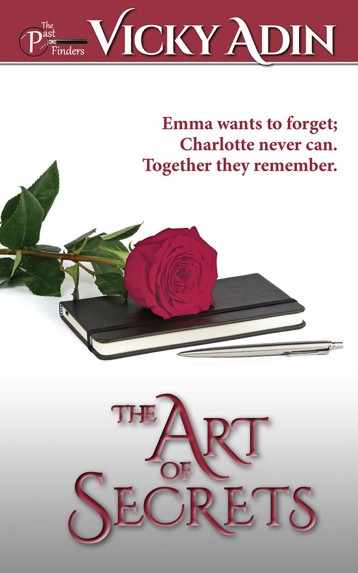 The new cover for The Art of Secrets. Charlotte loves her roses and prefers them to people - until Emma knocks at her door.