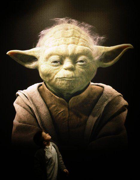 Evolution des Satzbaus: Frühmenschen wie Yoda sprachen - SPIEGEL ONLINE - Wissenschaft
