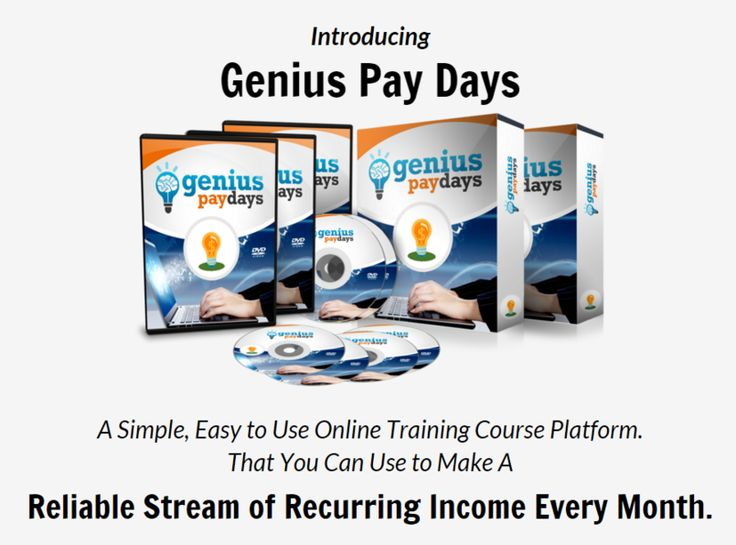 Genius Pay Days Review + $5335 Bonus + Discount - Start Making Passive Income With This DFY System Warrior Forum Classified Ads