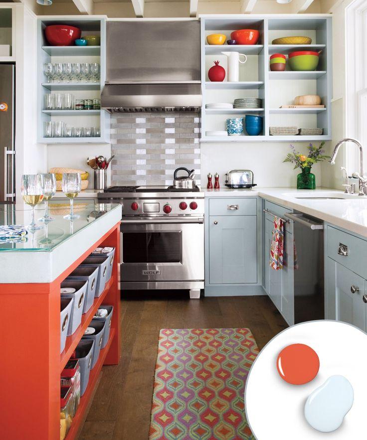 72 Best Orange Kitchens Images On Pinterest: Best 25+ Orange Kitchen Decor Ideas On Pinterest