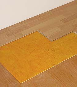 Lovely Basement Floor Underlayment