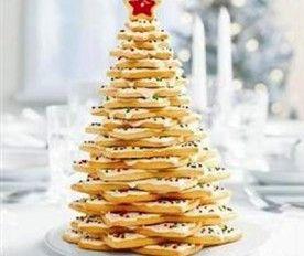 Holiday Cookie Tree Centerpiece