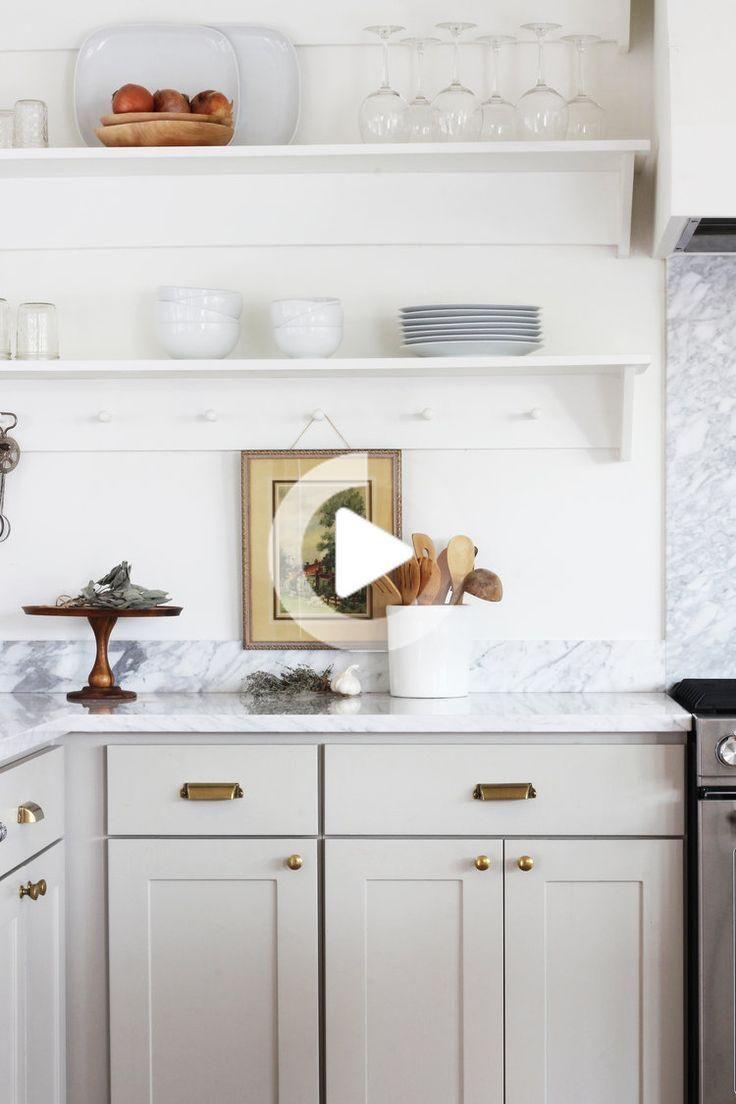 Diy Hoe Te Installeren Shaker Pinnen Witte Keukens Keuken Decoratie Keuken Hoekbank