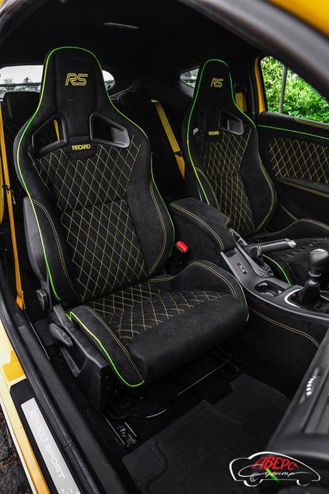Renault Megane RS — (Center Arm Rest)