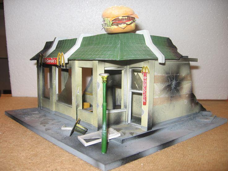 McDonalds 40k