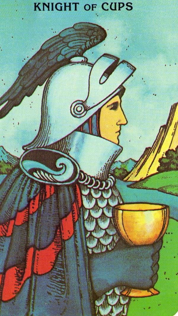 Tarot Knight Of Wands: Best 25+ Knight Of Cups Ideas On Pinterest