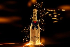 Happy New Year! Moet & Chandon