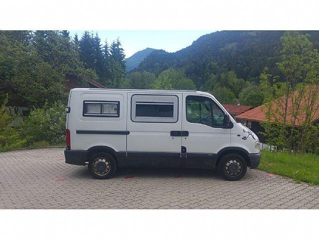 opel movano wohnwagen mobile kastenwagen in m nchen. Black Bedroom Furniture Sets. Home Design Ideas