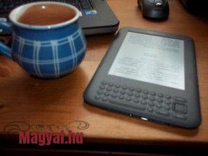 E-olvasók, e-könyvek - Magyal.hu Kindle ebook