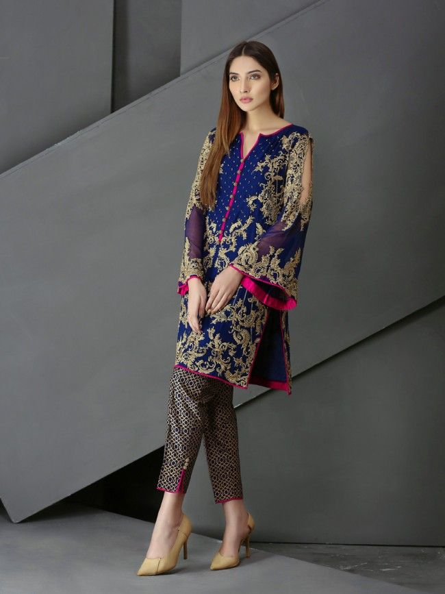 5b1aef6f0d New Luxury Pret Collection 2018 by HSY | pakistani dresses in 2019 ...